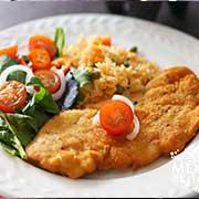 Chicken Milanesa